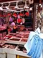 HK Central 嘉咸街 Graham Street Market 結志街 Gage Street seafood Dec 2016 Lnv2.jpg