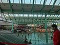 HK Hung Hom MTR Station lobby hall interior Mar-2013.JPG