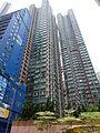HK Sheung Wan Queen's Road West Queen's Terrace exterior July-2015 DSC Hollywood Centre.JPG