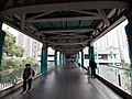 HK TKO 將軍澳 Tseung Kwan O 唐俊街 Tong Chun Street footbridge view November 2019 SS2 01.jpg