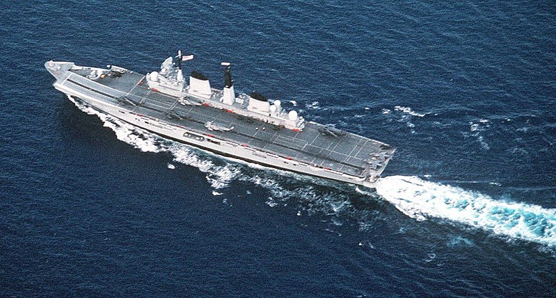 800px HMS Invincible 1991 DN ST 92 01125s ALL ABOUT KAPAL INDUK