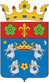 Coat of arms of Sárospatak