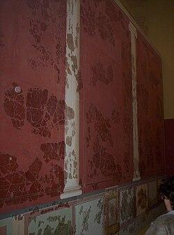 La casa de los grifos en complutum se podr visitar - Filtros para grifos casa ...