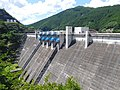 Hachisu Dam in Summer, 2018.jpg