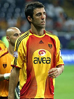 Hakan Şükür Turkish footballer