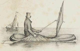 Halkett boat