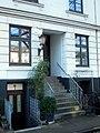Hamburg, Augustenpassage, Hauseingang Nr. 9.jpg