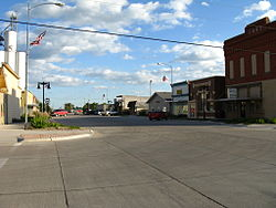 Hampton, Nebraska Downtown.JPG