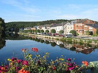 Han-sur-Lesse section of Rochefort, Belgium