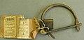 Handle, (for kit bag), padlock and key (AM 1992.135-2).jpg