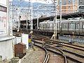 Hankyu Sannomiya Station platform - panoramio (14).jpg