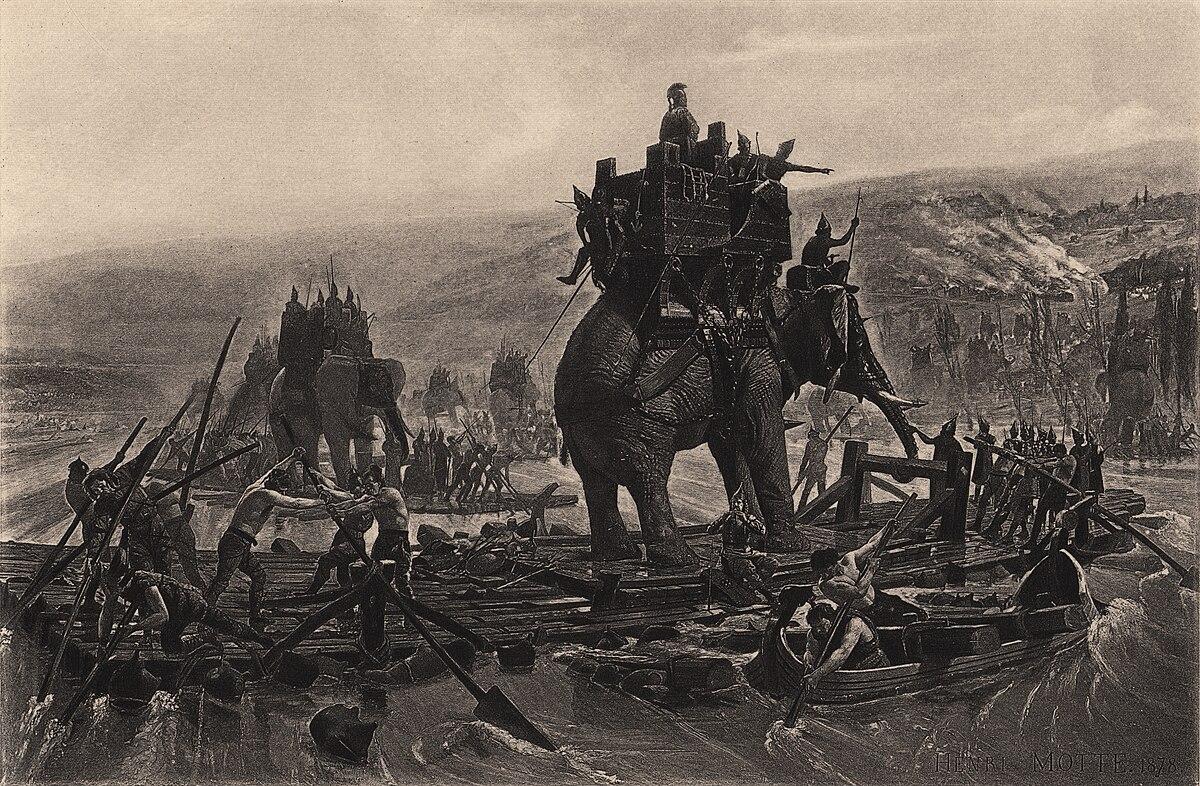War elephant Wikipedia