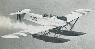 Hansa-Brandenburg W.33 1918 multi-role floatplane by Hansa-Brandenburg