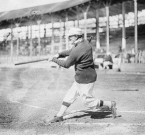 Harl Maggert (1910s outfielder) - Maggert in 1912