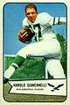 Harold Giancanelli - 1954 Bowman.jpg