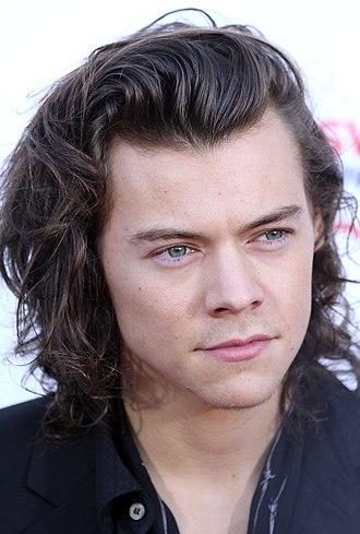Harry Styles - Styles in 2014