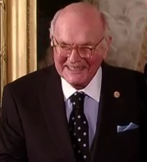 Harry Coover - Harry Wesley Coover Jr. shortly before being awarded the National Medal of Technology and Innovation by Barack Obama in 2010