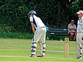Hatfield Heath CC v. Takeley CC on Hatfield Heath village green, Essex, England 42.jpg
