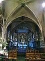 Haute-Vienne Limoges Rue De La Boucherie Chapelle Saint-Aurelien Choeur 28052012 - panoramio.jpg