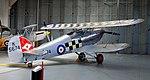 Hawker Fury, Imperial War Museum, Duxford, May 19th 2018. (45800275865).jpg