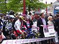 Hazebrouck - Quatre jours de Dunkerque, étape 2, 8 mai 2014, départ (B18).JPG