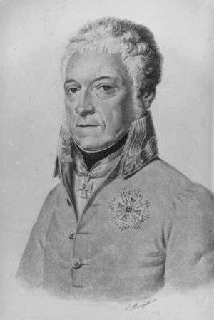 Battle of Wattignies - Count Bellegarde
