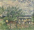 Heinrich Nauen Bienenstöcke im Garten.jpg
