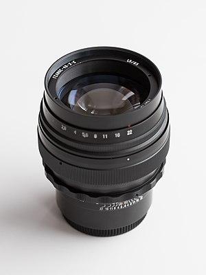 Helios (lens brand) - Helios 40-2