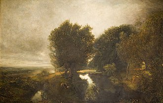 Henry Mark Anthony - Henry Mark Anthony. Nature's Mirror. 1854