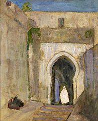 Porte, Tanger