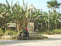 Hera roundabout, East Timor.jpg