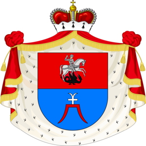 Ogiński family - Coat of arms of the Ogiński family