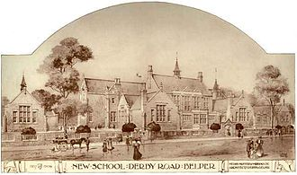 Belper School - Herbert Strutt School