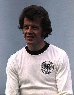 Herbert Wimmer - Image: Herbert Wimmer 1972