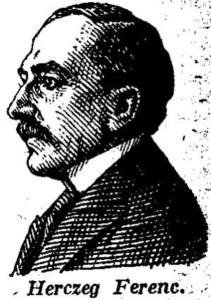 Herczeg, Ferenc