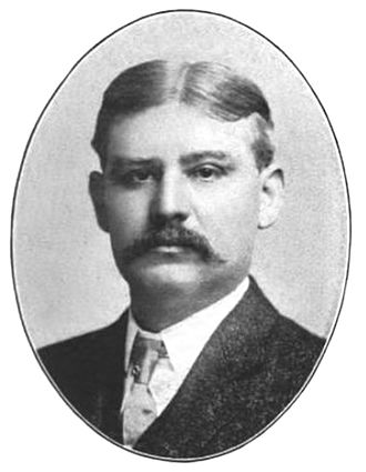 Herman C. Baehr - Image: Herman C Baehr 1906