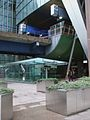 Heron Quays DLR stn entrance.JPG
