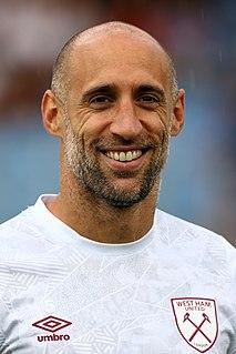 Pablo Zabaleta Argentine footballer