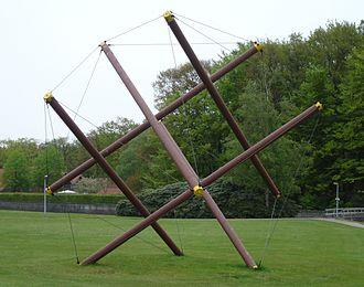"University of Twente - ""Het Ding"" ""(The Thing)"", by Jasper Latté and Jaap Hos"
