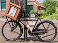 Het Hoogeland openluchtmuseum in Warffum, transportfiets.jpg