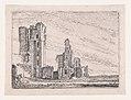Het Huys te Kleef bij Haarlem, from Verscheyden Landtschapjes (Various Landscapes), Plate 3 MET DP871789.jpg