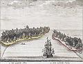 Het eiland Moa en Insou Nieuw Guinea after a print from 1726 Van Keulen.jpg