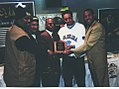 Hip Hop Hall of Fame Old School Brunch 1995 at Sylvia's in Harlem.jpg