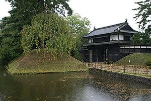 Hirosaki Castle - Image: Hirosaki jo 004