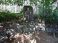 Hodkovice nad Mohelkou - pomník v Lesní ulici při cestě ke skalám.jpg