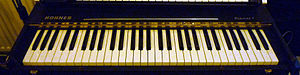 Pianet - Hohner Pianet T