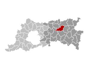 Holsbeek - Image: Holsbeek Locatie