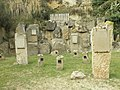 Homenatge recordatori de la Shoah (Barcelona, Catalunya) - panoramio.jpg