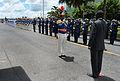 Honras militares e reunião com o Ministro da Defesa de Cabo Verde, Rui Semedo. (16882163136).jpg