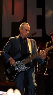 Horace Panter bassist of The Specials and professional artist